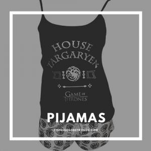 pijama juego de tronos